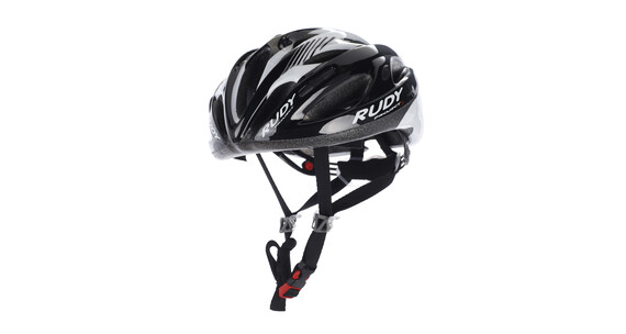 Rudy Project Zumax Helmet Black-White (Shiny)